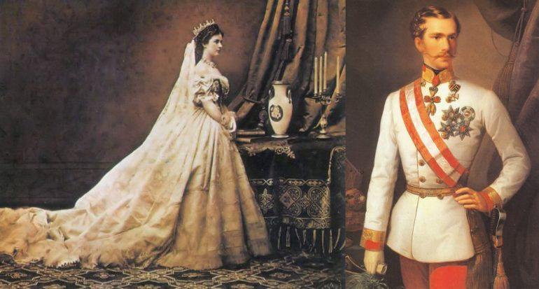 Una legendaria boda en Austria
