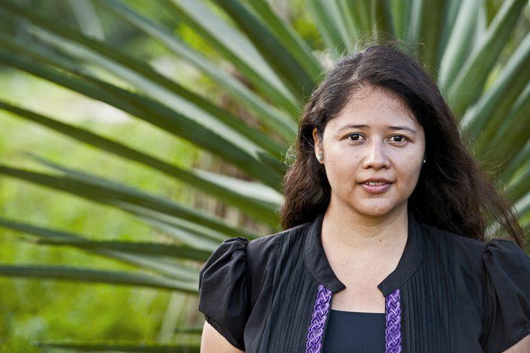 Una mexicana en la mira de National Geographic Society