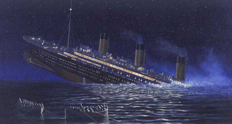 Una nueva teoría sobre el hundimiento del Titanic