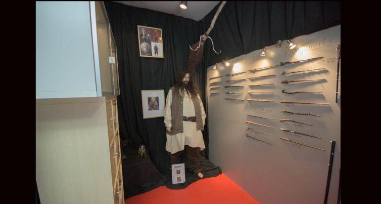 """Una visita a Harry Potter y los """"Cazafantasmas"""" en Suiza"""