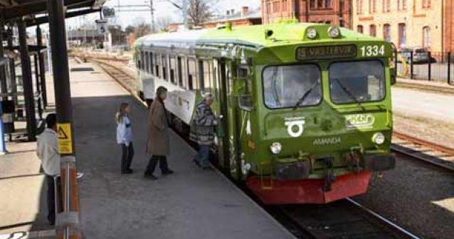 Vehículos verdes de Suecia utilizan alcohol