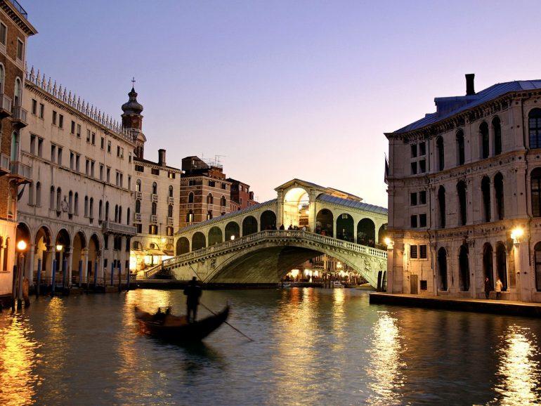 Venecia desaparece