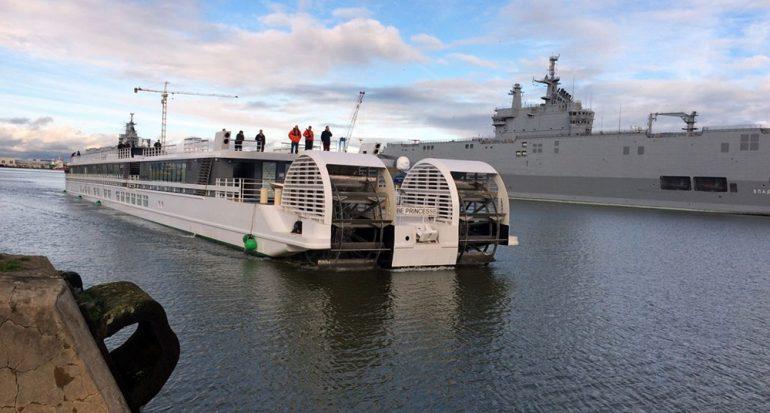 Viajar en barco de ruedas de Berlín a Praga