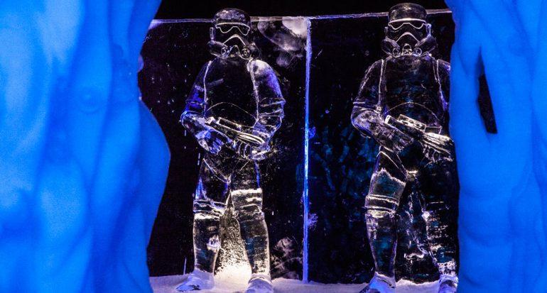 Viaje a un mundo congelado
