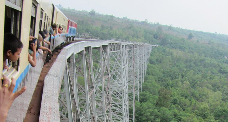 Viaje al nuevo Myanmar