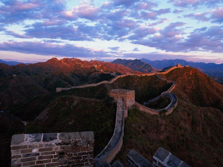 Viaje por la Muralla China