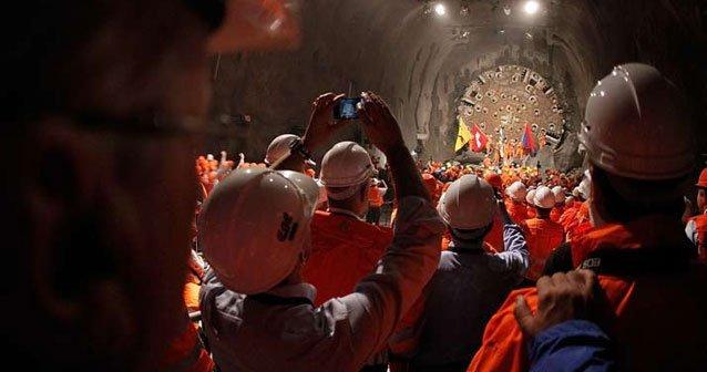 Visión de tunel