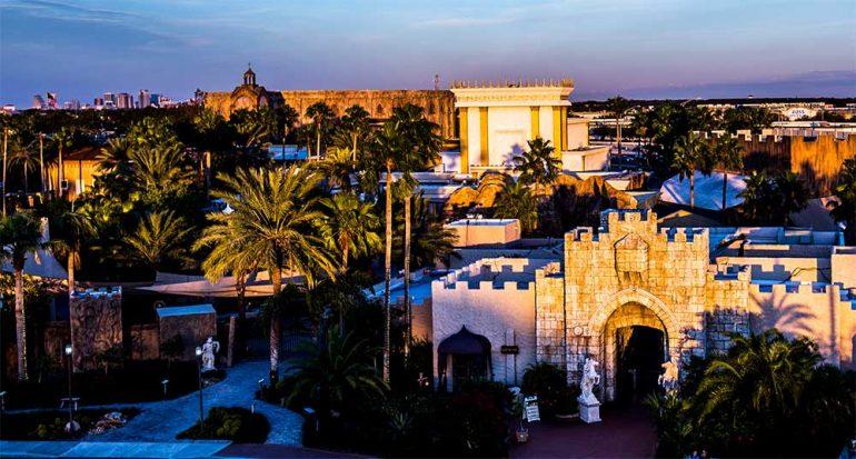 Visita 7 parques temáticos religiosos en el mundo