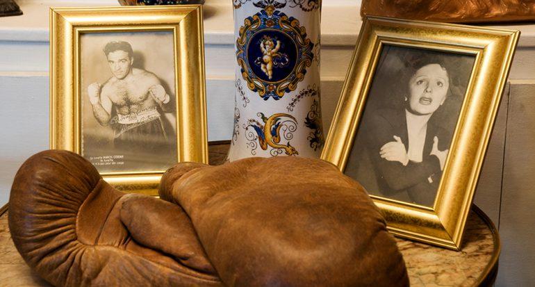 Visita el hogar de Édith Piaf en París