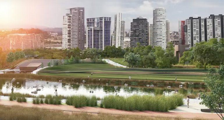 Visita el nuevo parque en la Ciudad de México de 27 hectáreas
