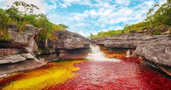 Visita el río más hermoso del mundo