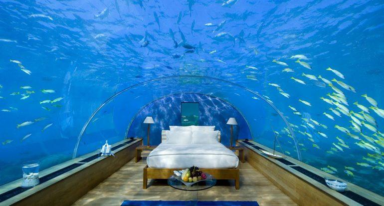 Visita este hotel con espectaculares atractivos bajo el agua
