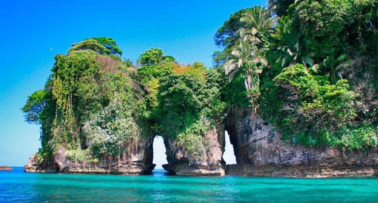 Visita la espectacular Isla de los Pájaros en Panamá
