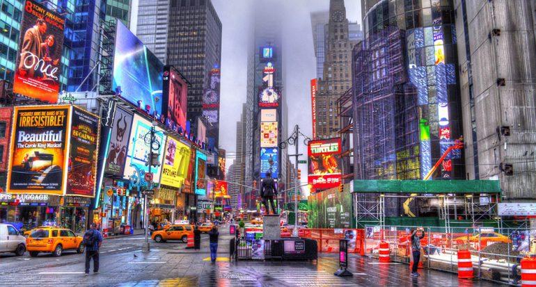 Vive Nueva York al estilo de Andy Warhol