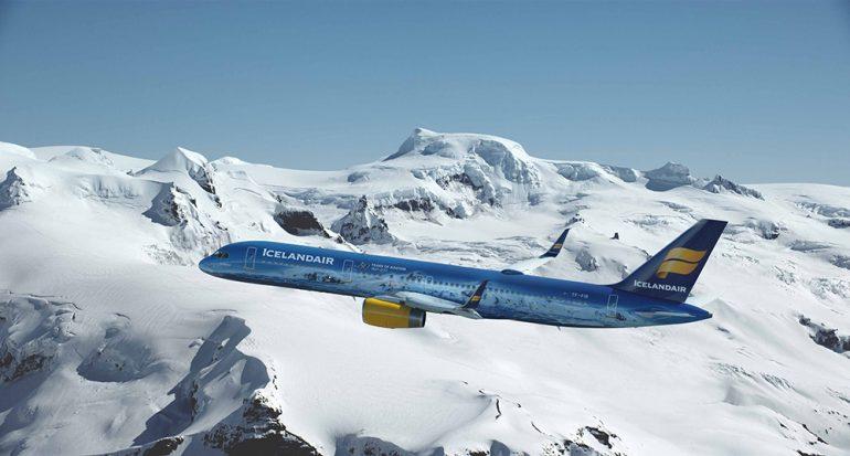 """Vive la experiencia de volar dentro de un """"glaciar"""""""