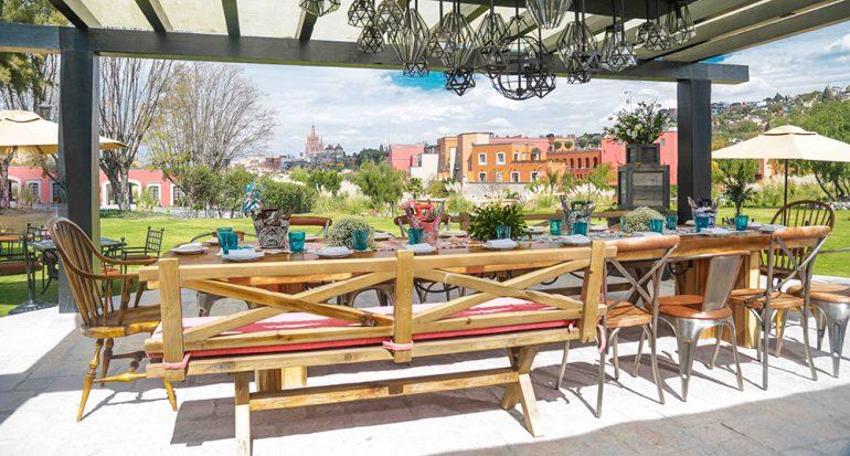 Vive una nueva experiencia gastronómica en San Miguel de Allende