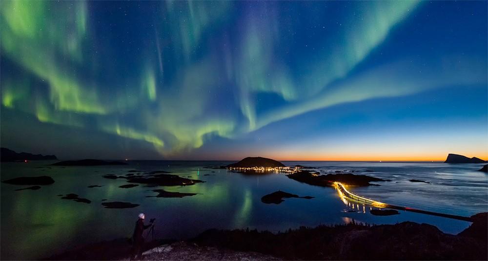 Aurora boreal garantizada national geographic en espa ol for Sfondi desktop aurora boreale