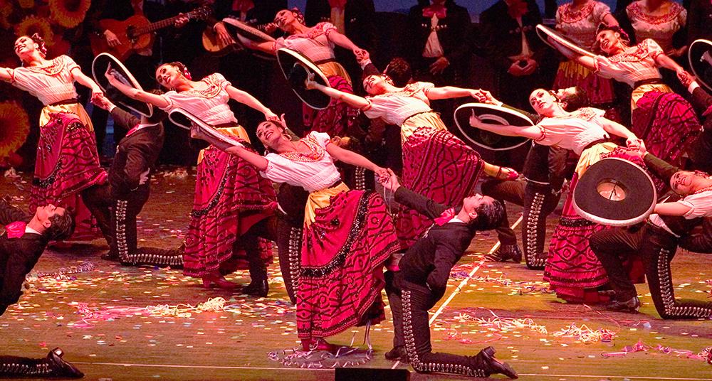 Ballet Folklórico de México de Amalia Hernández Temporada de Verano