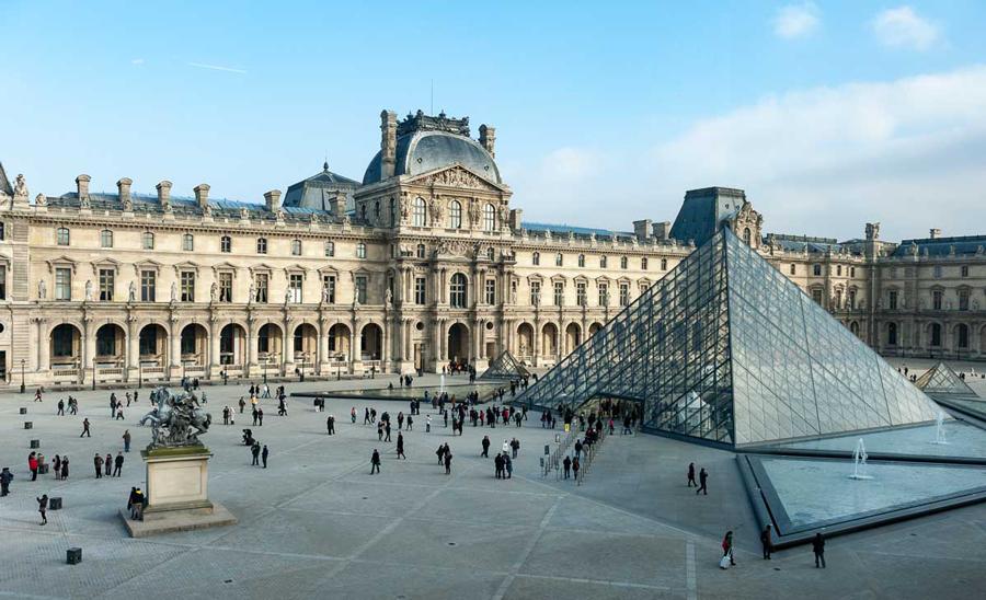 Mona Lisa Louvre Sonrisa