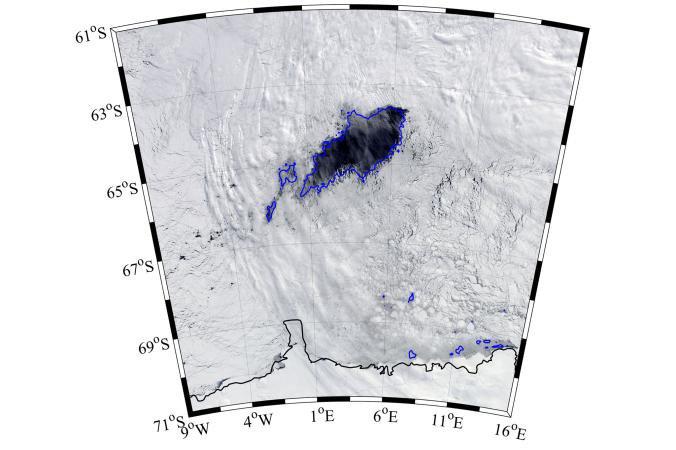 Antártida agujero