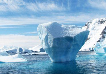 Agujeros Antártida
