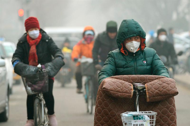 aire contaminado muertes