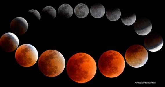 eclipse total de Luna México