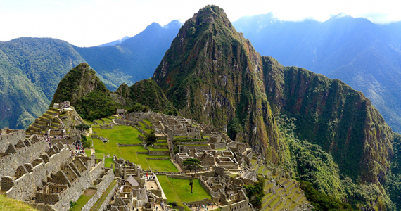 Machu Picchu Silla de Ruedas