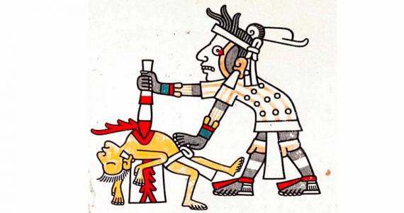 mexicas sacrificio