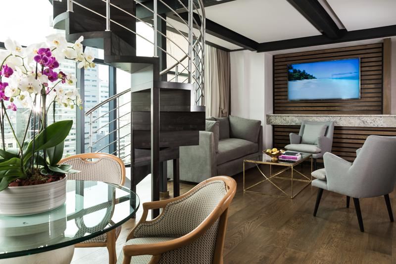 Hotel Reforma Loft suites