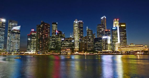 Singapur ciudades